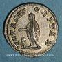 Coins Caracalla (198-217). Denier. Rome, 206. R/: Caracalla