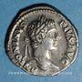 Coins Caracalla (198-217). Denier. Rome, 206. R/: Mars