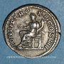 Coins Caracalla (198-217). Denier. Rome, 209. R/: la Concorde