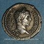 Coins Caracalla (198-217). Denier. Rome, 209. R/: la Valeur