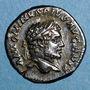 Coins Caracalla (198-217). Denier. Rome, 213. R/: Hercule