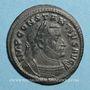 Coins Constance I Chore (305-306). Follis. Trèves, 1ère officine, 305-306. R/: Génie