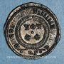 Coins Constantin I (307-337). Centenionalis. Aquilée, 1ère off. 321. R/: VOT / XX  dans une couronne