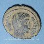 Coins Constantin I (307-337). Centenionalis posthume. Constantinople, 1e officine, 342-348. R/: Constantin