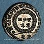 Coins Constantin I (307-337). Centenionalis. Rome, 1ère officine. 321. R/: VOT / XX  dans une couronne