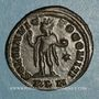 Coins Constantin I (307-337). Follis. Londres, 1ère officine. 310-312. R/: le Soleil