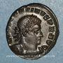 Coins Constantin I (307-337). Follis. Londres, 1ère officine. 317. R/: le Soleil