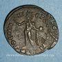 Coins Constantin I (307-337). Follis. R/: le Soleil
