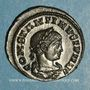 Coins Constantin II, césar (317-337). Centenionalis. Lyon, 1ère officine, 321. R/: autel