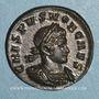 Coins Crispe, césar (317-326). Follis. Londres, 1ère officine. 318. R/: le Soleil