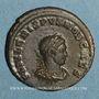 Coins Crispe, césar (317-326). Follis. Trèves, 2e officine. 317. R/: Crispe