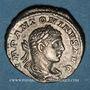 Coins Elagabale (218-222). Denier. Rome, 219. R/: la Joie