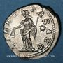 Coins Elagabale (218-222). Denier. Rome, 220-221. R/: la Liberté