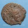 Coins Frappes barbares (vers 270-275). Antoninien. R/: la Joie