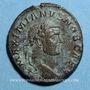 Coins Galère Maximien, césar (293-305). Follis. Trèves, 1ère officine. 298-299. R/ Génie