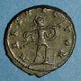 Coins Gallien (253-268). Antoninien. Antioche, 264-265. R/: Mars