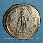 Coins Gallien (253-268). Antoninien. Antioche, 266-267. R/: Hercule