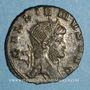 Coins Gallien (253-268). Antoninien. Rome, 11e officine, 267-268. R/: antilope