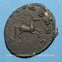Coins Gallien (253-268). Antoninien. Rome, 1ère officine, 267-268. R/: Pégase