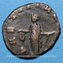 Coins Gallien (253-268). Antoninien. Rome, 253-255. R/: la Joie