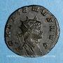 Coins Gallien (253-268). Antoninien. Rome, 6e officine, 267-268. R/: chèvre