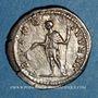 Coins Géta, césar sous Septime Sévère et Caracalla (198-209). Denier. Rome, 200-202. R/: Géta