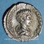Coins Géta, césar sous Septime Sévère et Caracalla (198-209). Denier. Rome, 200. R/: Géta
