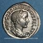 Coins Gordien III le Pieux (238-244). Denier. Rome, 241-242. R/: la Piété