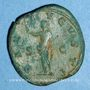 Coins Gordien III le Pieux (238-244). Sesterce. Rome, 238-239. R/: la Paix