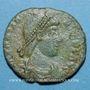 Coins Gratien (367-383). Maiorina. Arles, 1ère officine, 381-383. R/: l'empereur