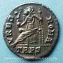 Coins Gratien (367-383). Silique. Trèves, 367-375. R/: Rome