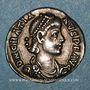 Coins Gratien (367-383). Silique. Trèves, 378-383. R/: Rome