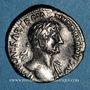 Coins Hadrien (117-138). Denier. Rome, 120. R/: la Santé