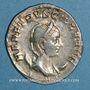 Coins Hérennia Etruscille, épouse de Trajan Dèce. Antoninien. Rome, 250-251. R/: la Pudeur