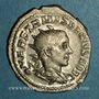 Coins Hérennius Etruscus, césar (250-251). Antoninien. Rome, 251. R/: Mercure