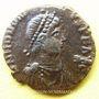 Coins Honorius (393-423). Centénionalis. Antioche, 3e officine, 395-402. R/: l'empereur