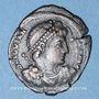 Coins Jovien (363-364). Centenionalis. Antioche, 2e officine, 363-364. R/: VOT / V