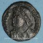 Coins Jovien (363-364). Centenionalis. Siscia, 2e officine, 363-364. R/: VOT / V