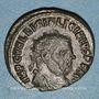 Coins Licinius I (308-324). Follis. Cyzique, 4e officine, 321-324. R/: Jupiter