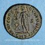 Coins Licinius I (308-324). Follis. Cyzique. 6e officine, 317-320. R/: Jupiter