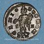 Coins Licinius I (308-324). Follis. Londres,  1ère officine, 313-314. R/: Génie