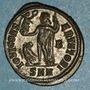 Coins Licinius I (308-324). Follis. Nicomédie. 2e officine, 313-317. R/: Jupiter