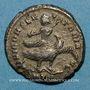Coins Licinius I (308-324). Silique ou argenteus. Trèves, 312. R/: aigle
