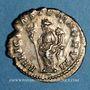 Coins Macrin (217-218). Denier. Rome, 217. R/: la Félicité