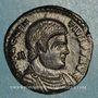 Coins Magnence (350-353). Maiorina. Lyon. 1ère officine, 351-352. R/: deux Victoires