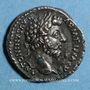 Coins Marc Aurèle (161-180). Denier. Rome, 164-165. R/: Mars