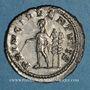 Coins Maxime, césar sous Maximin I Thrax (235-238). Denier. Rome, 235-236. R/: Maxime