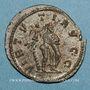 Coins Maximien Hercule, 1er règne (286-305). Antoninien. Lyon. 287-289. R/: Hercule
