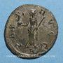 Coins Maximien Hercule, 1er règne (286-305). Antoninien. Lyon. 2e officine, 290-292. R/: la Paix