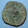 Coins Maximin I Thrax (235-238). Sesterce. Rome, 236-238. R/: la Santé